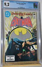 Detective Comics Batman #561 CGC 9.2 Zellers rare variant promotional. 1988