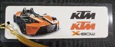 International Sports Car Bookmark - Hand Made - Choose Make/Model - 5 ml - 8 x 3