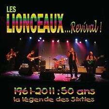 CD Les Lionceaux revival 1961-2011, 50 years, the legend of the 60's / IMPORT