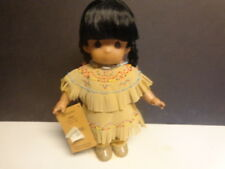 """Precious Moments 12"""" LOMASI IROQUOIS NATIVE AMERICAN  INDIAN Doll"""