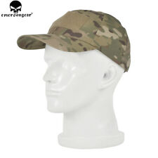 Emerson Tactical Baseball Cap Camo Military Army Operators Hats Outdoor Airsoft