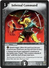 Duel Master TGC Infernal Command DM10 Shockwaves of the Shattered Rainbow