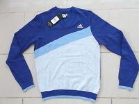 Adidas 2014 V Neck Stripe Golf Sweater *Various colours & sizes*
