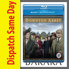 DOWNTON ABBEY DOWNTOWN Blu ray A Journey to the Highlands Christmas Special 2012