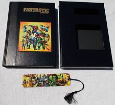 Marvel Limited Fantastic Firsts Hardcover HC HB Rare Jack Kirby art Stan Lee OOP