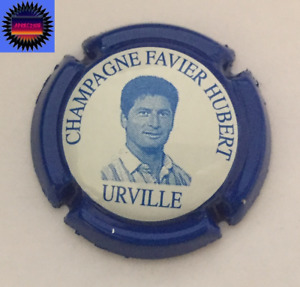 Capsule de Champagne FAVIER HUBERT Bleu et Blanc !!!!