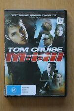 Mission Impossible 3 (DVD, 2006)      Preowned (D193)