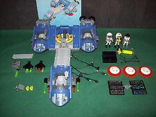 Playmobil Space-Explorer 3 3080-A 1999, BASTLER, Konvolut mit Orig.-BA u. OVP!