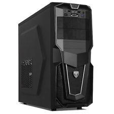 AvP STORM P28 Nero Anteriore USB 3.0 & HD audio mic PORTE ATX Gaming Case Tower