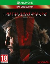 Metal Gear Solid V The Phantom Pain D1 XBOXONE - totalmente in italiano