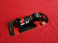3 T ARX II Team Route Tige Titane 110 mm 31.8 mm 1-1//8th 6 Deg Nouveau SRP £ 79.99
