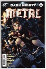 DARK NIGHTS: METAL #5 DC Comics JIM LEE WONDER WOMAN VARIANT COVER! Batman Days