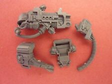 New Space Marine DEVASTATOR SQUAD PLASMA CANNON SET - Bits 40K