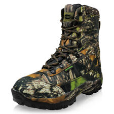 Dirt Boot Waterproof Hiking Ankle Muck Boots Hunt Camo