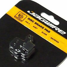 gobike88 New Black Jagwire Disc Brake Pads, For SRAM Avid Elixir, DCA579, M10