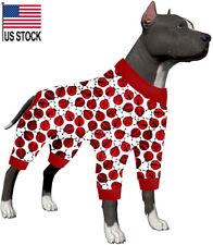 LovinPet Extra Large Dog Pajamas/Slim Fit/Pet Pajamas For Large Dogs