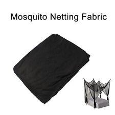 10ft*66in Black Mosquito Net Anti Mosquito Netting