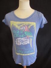 T-shirt Hollister Bleu Taille M à - 50%