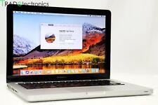 "🔥Mid2012 Apple MacBook Pro 13"" Core i7 2.9Ghz 8GB 750GB HDD A1278【Good】"