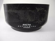 GENUINE HASSELBLAD 60/80 LENS HOOD! 60mm 80mm SHADE BAYONET MADE IN SWEDEN