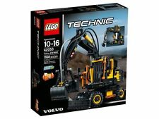 Construction Yellow LEGO Buidling Toys