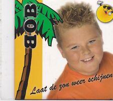 BOB-Laat De Zon Weer Schijnen cd single