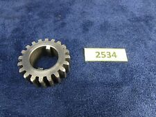 South Bend 9a10k Qc Gear Box Lever Tumbler Gear Mpn Pt621nk1 2534