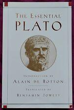 Benjamin Jowett – The Essential Plato