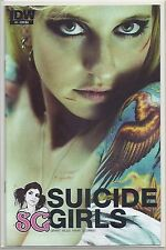 Suicide Girls #1 Photo Cover 1-B Cover 1st PRINT !! 1 in 10 Retailer Incentive