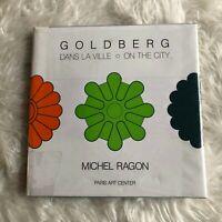 Goldberg Dans La Ville Michel Ragon French English Architecture Book