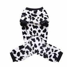 New Pet Puppy Dog Sleepwear Pyjamas FLEECE HOUSE COAT Warm Pet Pajamas Clothes