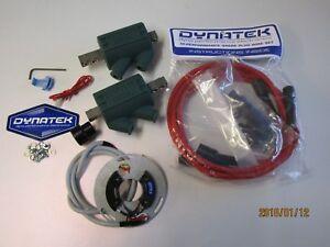 Kawasaki KZ1000LTD Dyna S Ignition,Dyna Coils and Plug Leads complete kit
