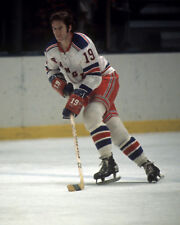 Jean Ratelle - NY Rangers, 8x10 Color Photo