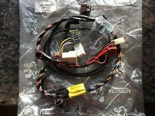 Genuine Peugeot 406 LHD Heater air conditioning motor wiring loom 6445Z1 new