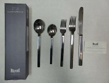 Mepra 5 Piece Flatware Place Setting Stile Polished Mirror 18/10 Stainless Steel
