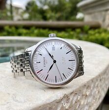 Tissot Le Locle Automatic Watch ETA 2824 FULLY SERVICED 39mm All Stainless Steel