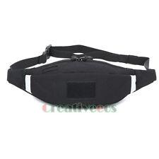 Men Waterproof Nylon Military Tactical Travel Sling Chest Fanny Pack Waist Bag