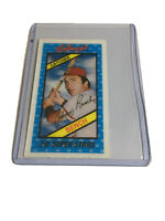 JOHNNY BENCH 1980  KELLOGGS 3-D SUPERSTARS CARD # 52 • CINCINNATI REDS •