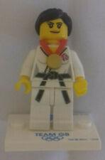 LEGO Minifigure GB Judo Fighter & Base - 2012 Olympics Team