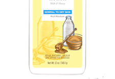 Burt's Bees Milk & Honey Body Lotion, Normal to Dry Skin – 12 Ounce (Packagin.