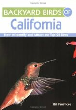 Backyard Birds of California: How to Identify and