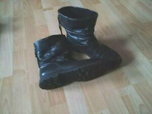 Winterstiefel Winterschuhe Stiefel  Schuhe Damenschuhe  Gr 40