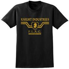 Knight Rider Inspirado Camiseta-Retro Clásico 80s Tv Tele mostrar Tee-Kitt Coche