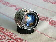 KMZ Jupiter-8 50mm F2 50 5cm M39 L39 LTM LSM Leica M T SL sonnar A7 NEX A6000 M9