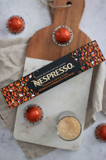 NESPRESSO Vertuo Line PUMPKIN SPICE CAKE Coffee Limited Edition 1 sleeve 10 caps