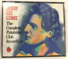 Jerry Lee Lewis: Complete Palomino Club Recordings (1989 2-CD set) EXC LN COND