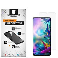 For LG G8X ThinQ [3-Pack] Screen Protector Clear PET Film