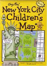 Guy Fox New York City pour enfants carte par CARTE Livre 9781904711094 NEUF