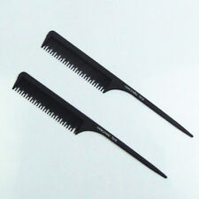 2pcs New Fine-tooth Hair Pick Comb Pin Tail Comb Brush Anti-static Styling Tools