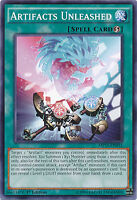 Artifacts Unleashed Common 1st Edition Yugioh Card MP15-EN035